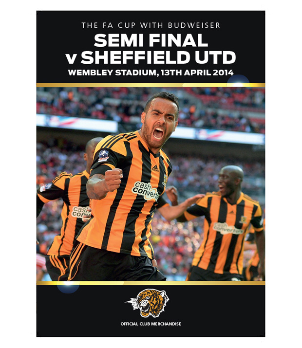 The FA Cup Semi Final DVD