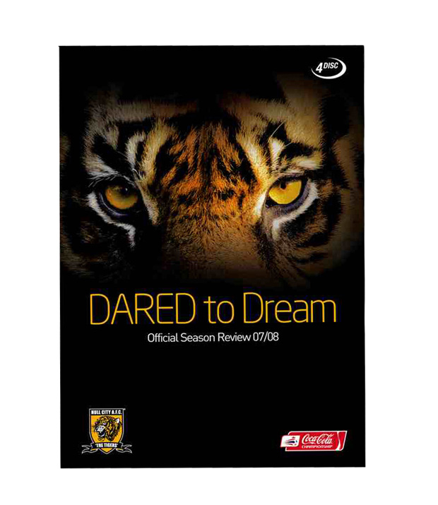 Dared To Dream DVD Season Review 07/08