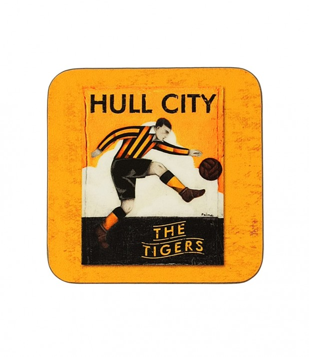 The Tigers Coaster Set