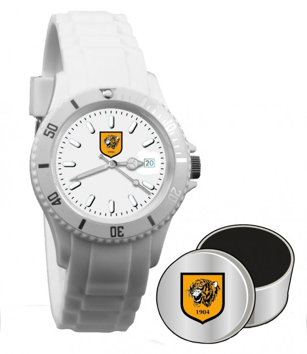 Professional FIT Watch White