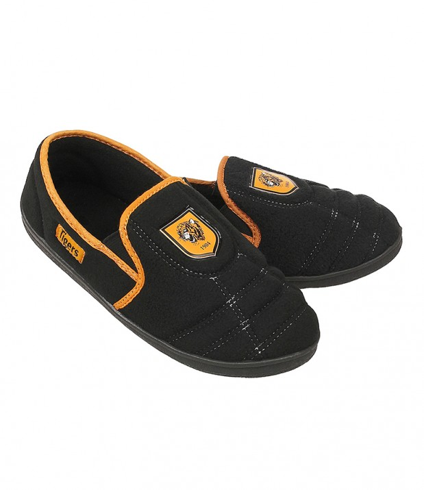 Junior Football Boot Style Slippers