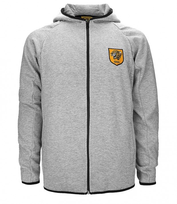 Junior Ultra Zip Hoody