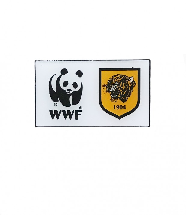 WWF/Tigers Badge