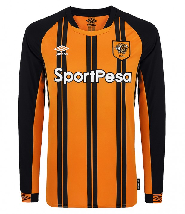 Adult Home Shirt Long Sleeved 2018/19
