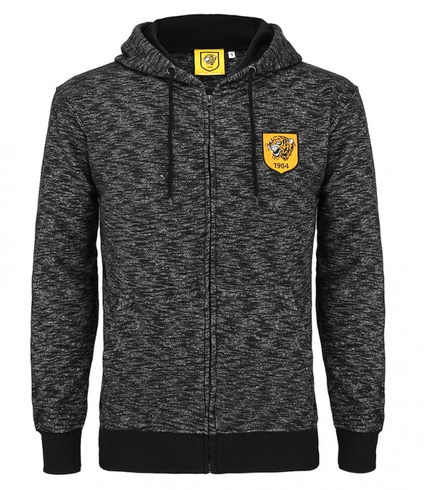 Brooklyn Full Zip Hoodie