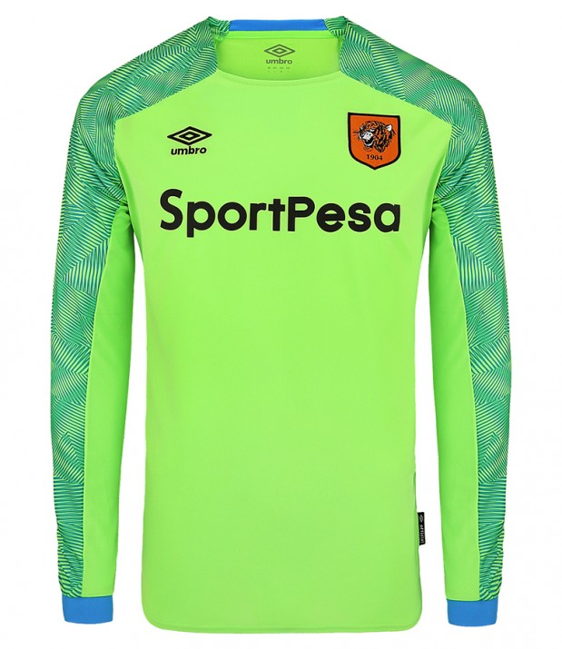 613133b8822 Adult Goalkeeper Shirt 2018 19