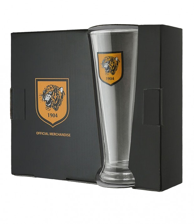 Half Pint Glasses - twinpack