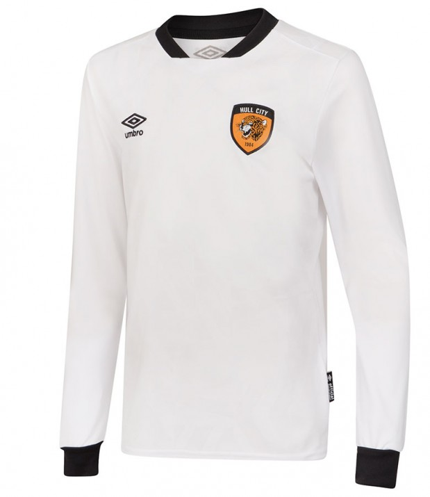 Junior Away Shirt Long Sleeved 2019/20