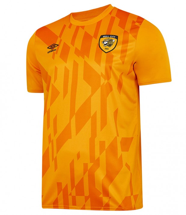 Junior Training Warm Up Jersey 2019/20