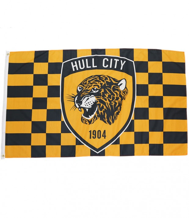 New Crest Flag 5ftx3ft