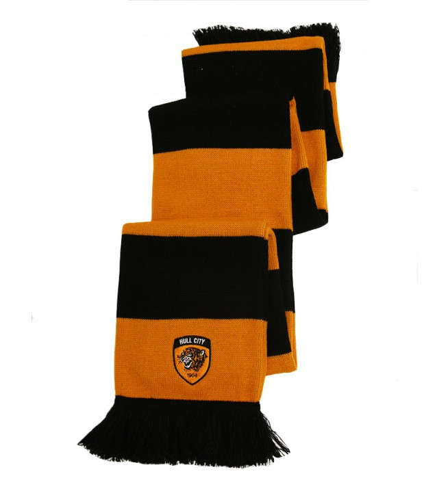 X-Long Bar Scarf New Crest