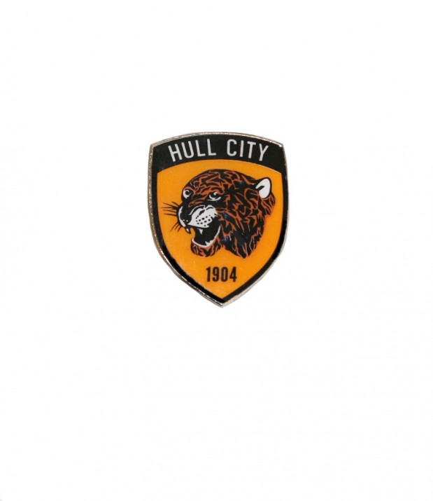 NEW Crest Pin Badge