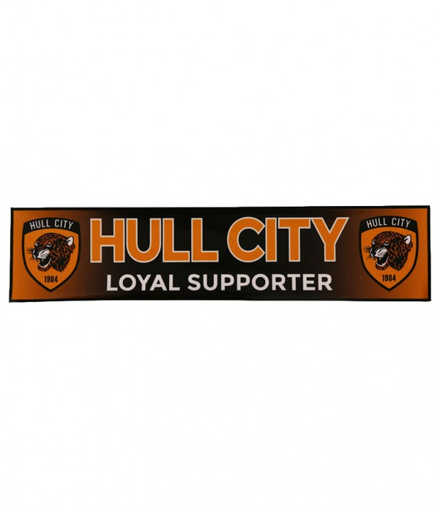Loyal Supporter Car Sticker