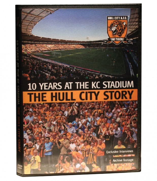 10 Years at the KC Stadium DVD