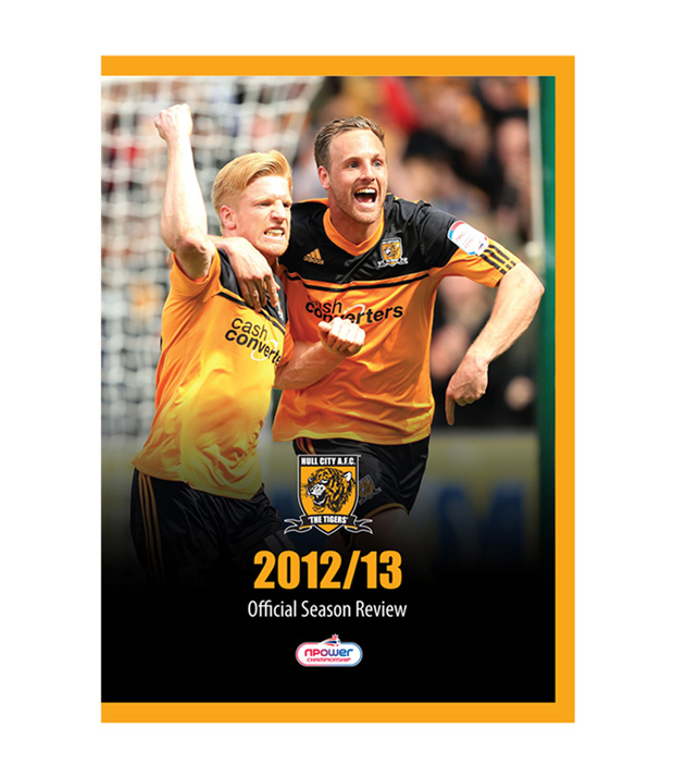 2012/13 Season Review DVD