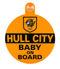 Baby on Board Car Hanger