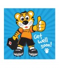 Get Well Soon Roary Card