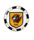 Poker Chip Badge