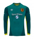 Adult Goalkeeper Home Shirt 2016/17
