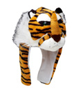Tiger Head Hat
