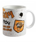 Wall Graffiti Mug