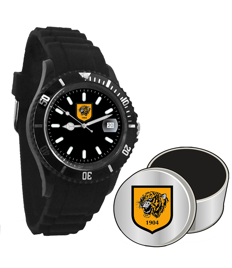Professional FIT Watch Black