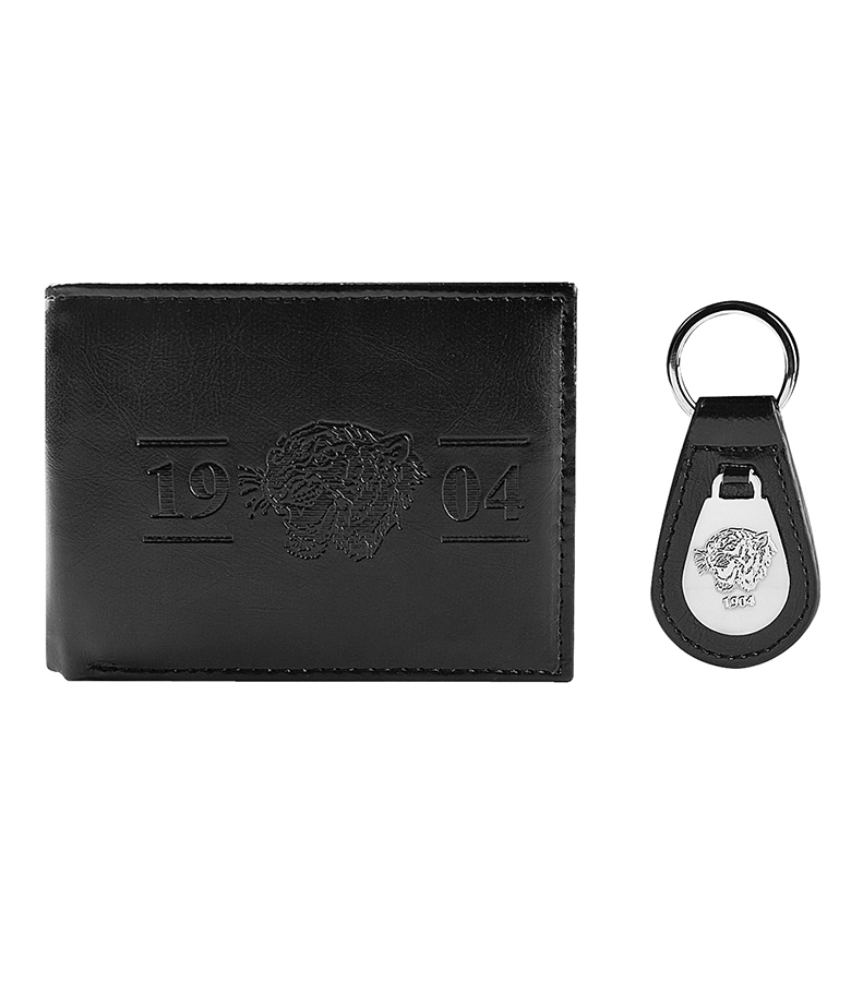 Wallet and Keyring Gift Set