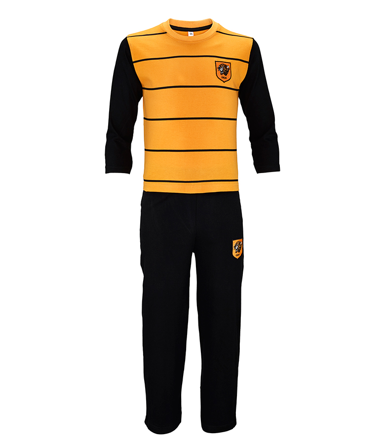 Junior Pinstripe Pyjamas