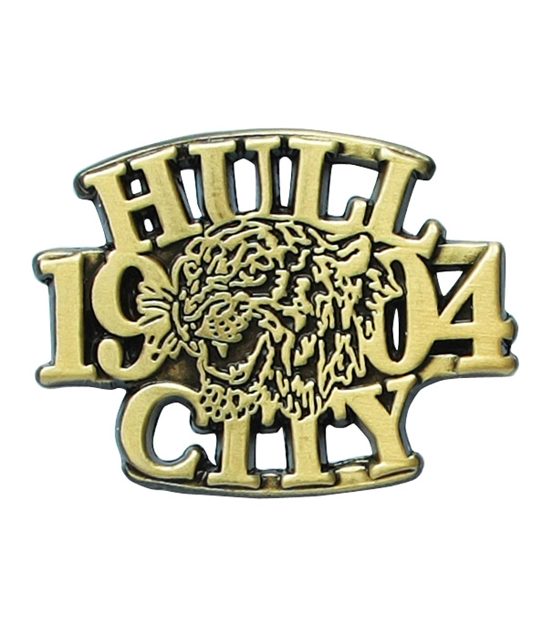 Hull City 1904 Pin Badge