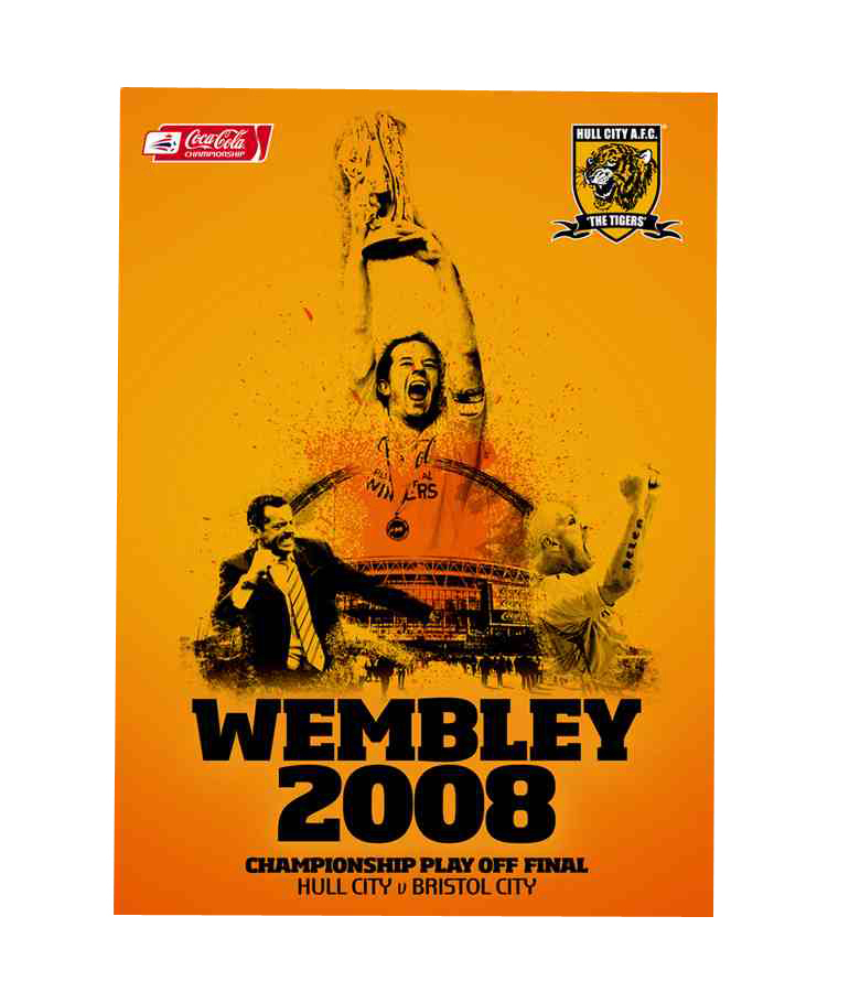 Wembley Play Off Final DVD