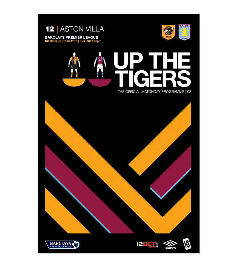 Matchday Programme 14/15