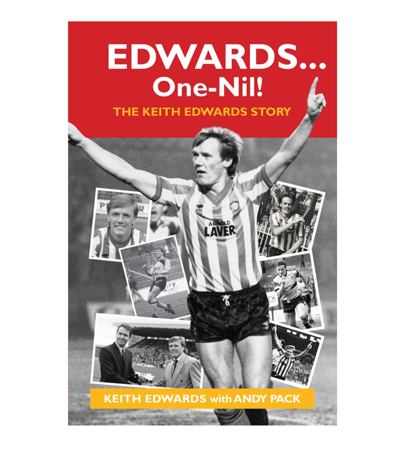 Edwards...One-Nil! Book