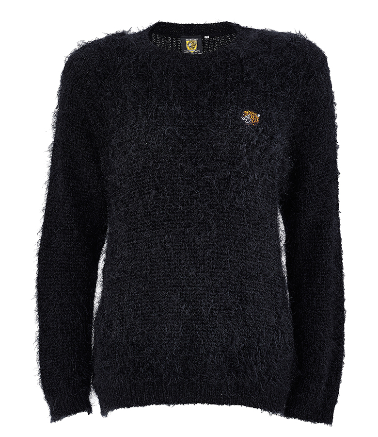 Ladies Eyelash Jumper