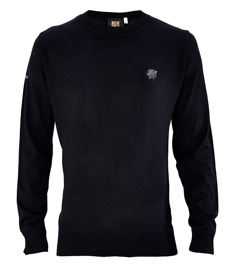 Supersoft Crew Neck Knit