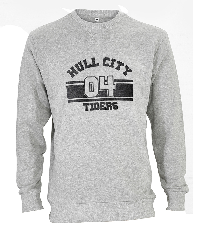 Garwood Grey Sweatshirt