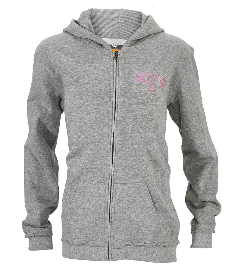 Ladies Cuerden Zip Top
