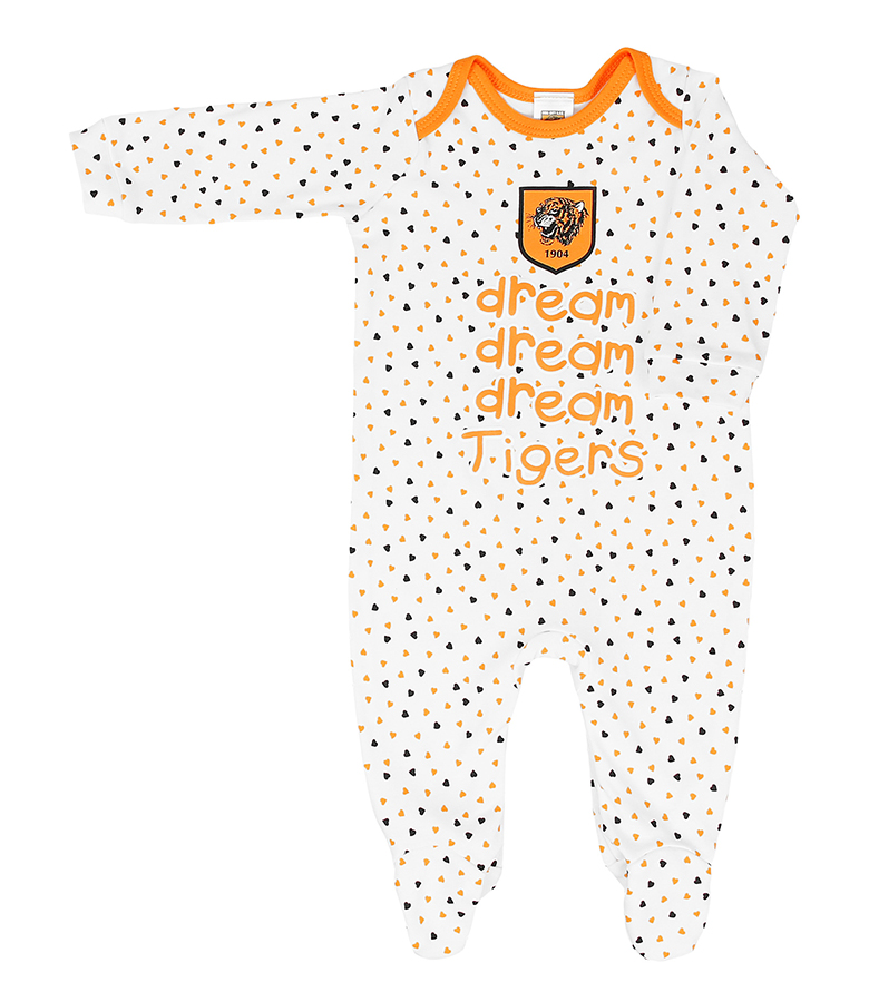 Hearts Sleepsuit