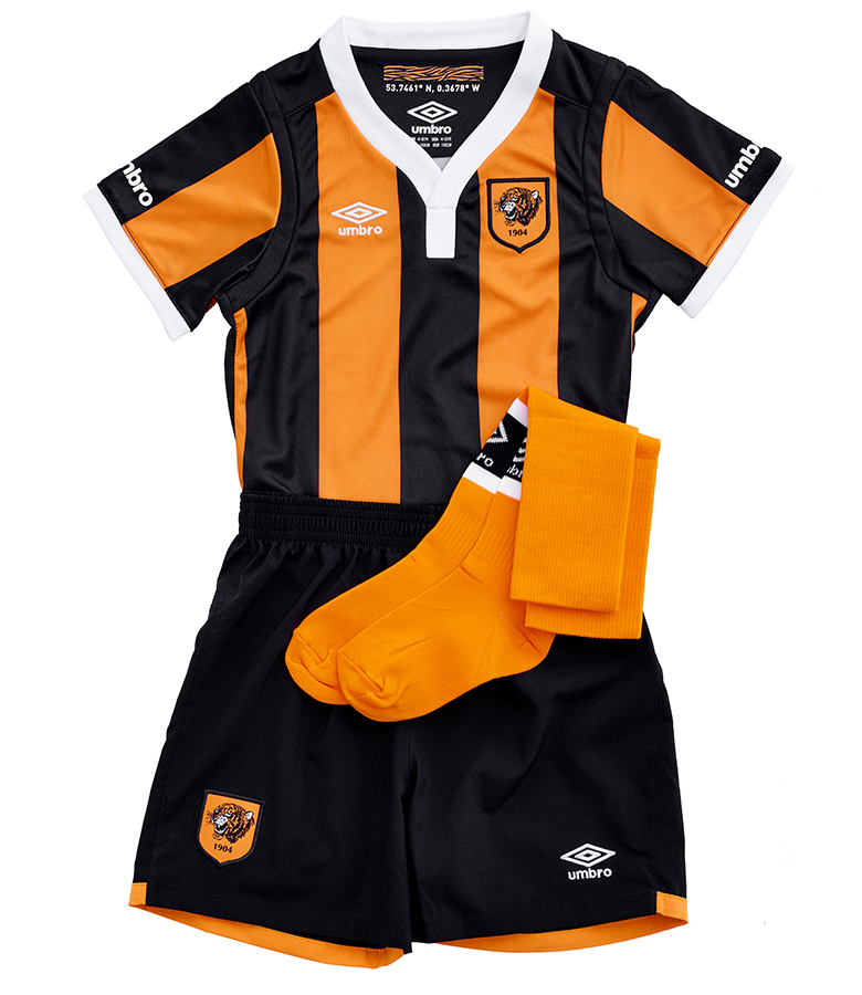 Home Infant Kit 2016/17