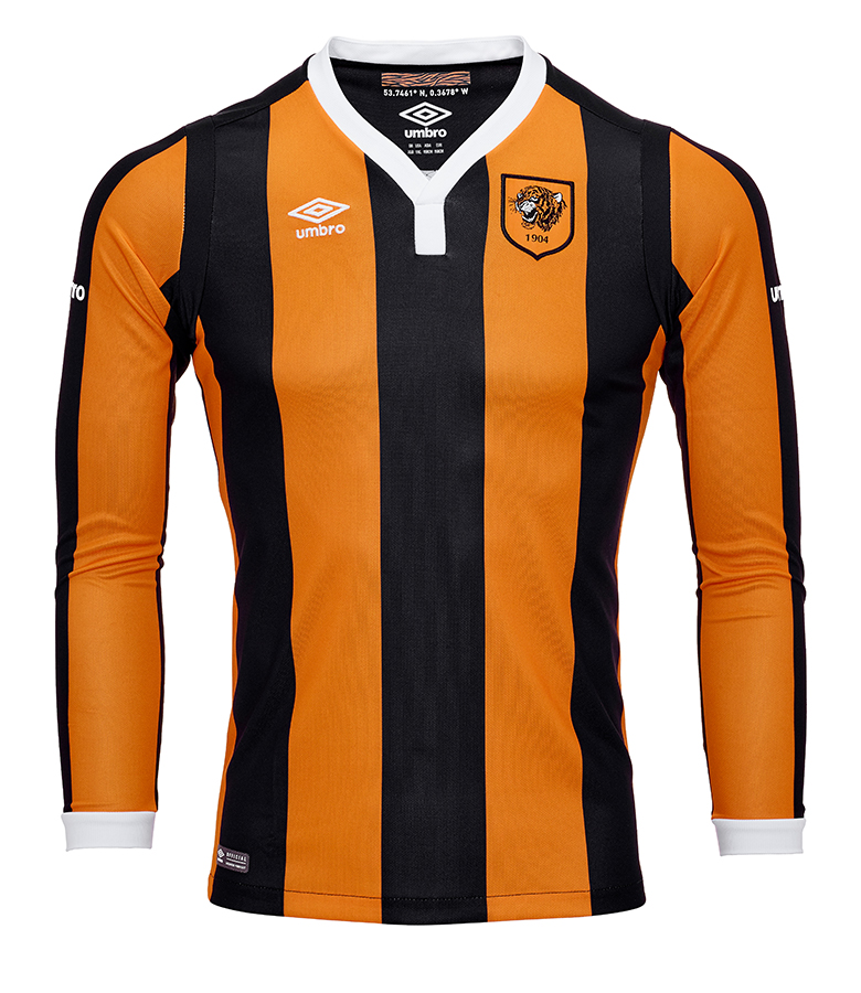 Junior Home Shirt Long Sleeved 2016/17