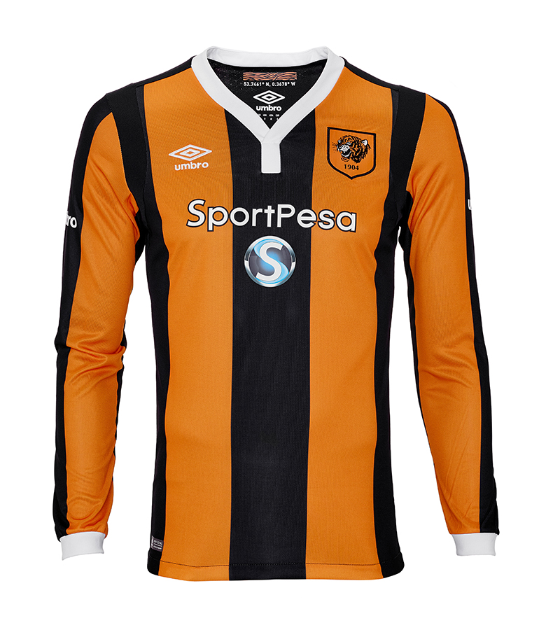 Adult Home Shirt Long Sleeved 201617