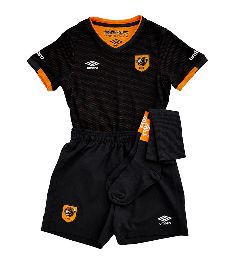 Away Infant Kit 2016/17