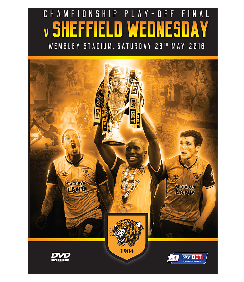 The Play-Off Final DVD 2015/16
