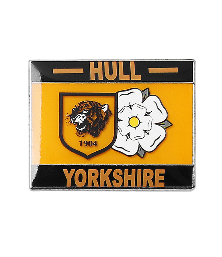 Hull-Yorkshire Badge