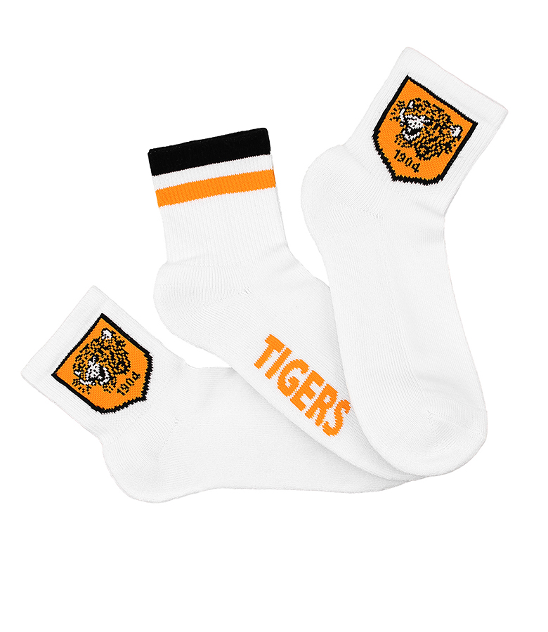 Sports Socks 3 Pack - white