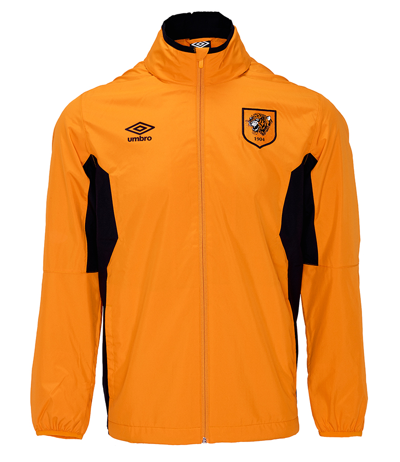 Junior Training Shower Jacket 2017/18