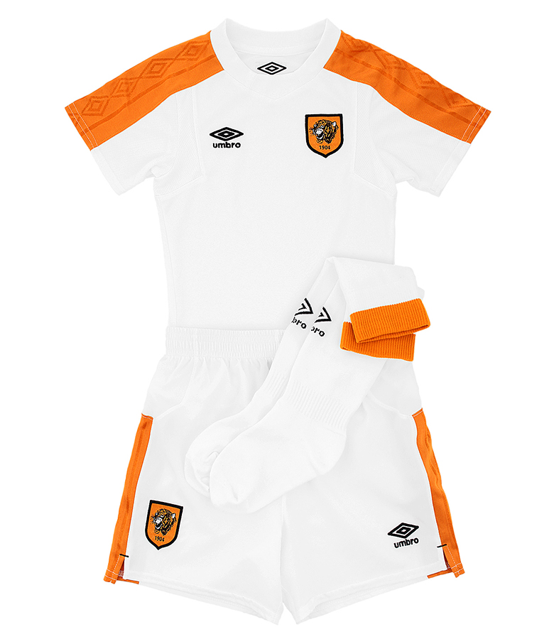 Away Infant Kit 2017/18