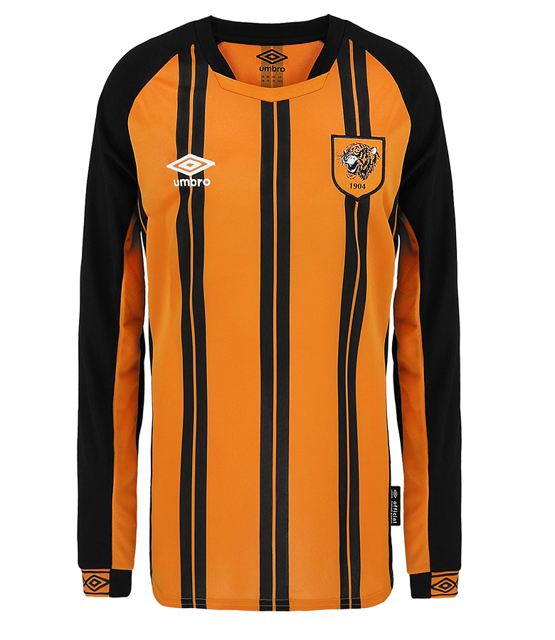 Junior Home Shirt Long Sleeved 2018/19