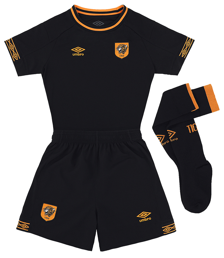 Away Infant Kit 2018/19
