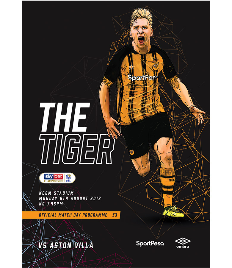 Matchday Programme 18/19