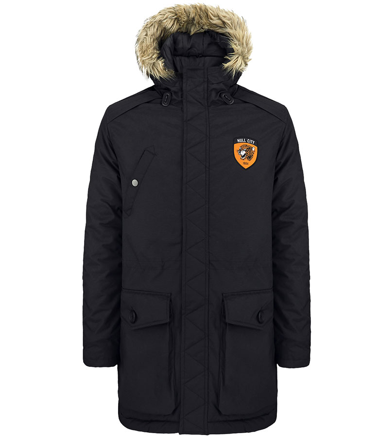 Crow Parka Jacket